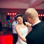 Para szczęśliwa wesle udane